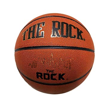Anaconda Sports The Rock MG-4100 - Balón de Baloncesto para ...
