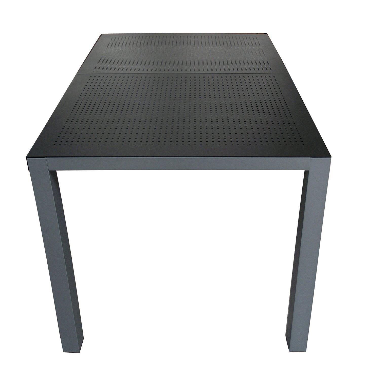 Sun Garden - Set muebles de jardín aluminio 13 piezas \