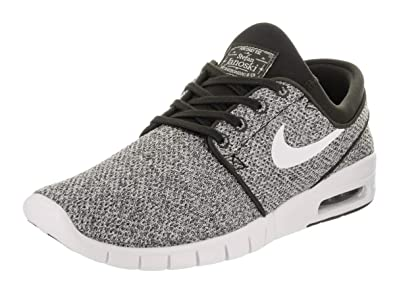 reputable site f7882 40d26 Nike SB Stefan Janoski MAX Men s Sneaker 631303-028-size 4.5 Black White