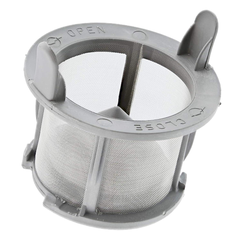 Spares2go - Filtro de bomba de residuos para lavavajillas ...