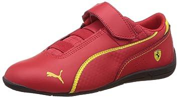 8816b2dc2c4 ... Ferrari Trainers For Boys Sz 11.5 804c3 0d989  buy online Puma Drift  Cat 6 L SF v-kids Shoes Fashion Sneakers Red For ...