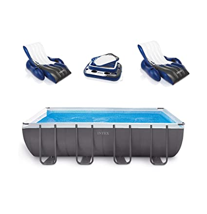Amazon.com: Intex Piscina de 18 X 9 x 52