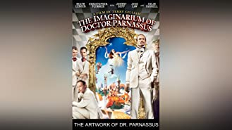 Imaginarium of Doctor Parnassus: The Artwork of Doctor Parnassus