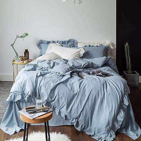 Atool Cotton Beddings Blue