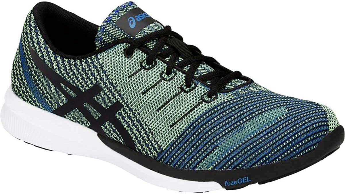 ASICS Men s Performance fuzeX Knit Running Shoe