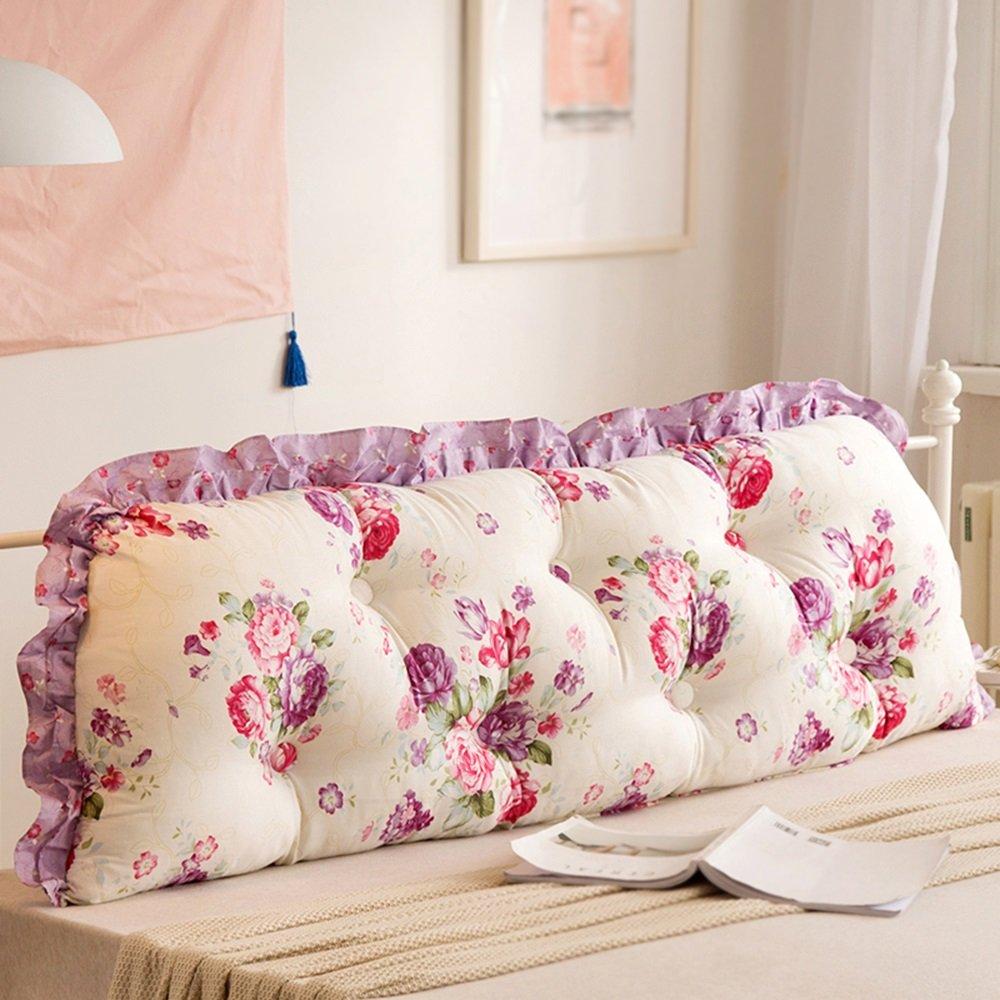 ダブル長い枕/ベッドバック/ソファクッション/ベッド枕/韓国のベッドサイドの大きなバック (色 : B, サイズ さいず : 150*55cm) B07DN4NBWH 150*55cm|B B 150*55cm