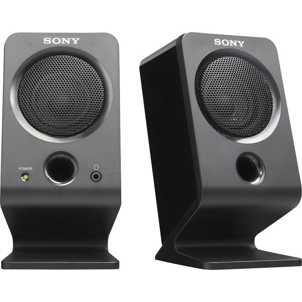 Sony SRS-A3/BLK 5W Gris altavoz - Altavoces (2.0 canales, 5 W, 3,2 Ω, Gris): Amazon.es: Electrónica