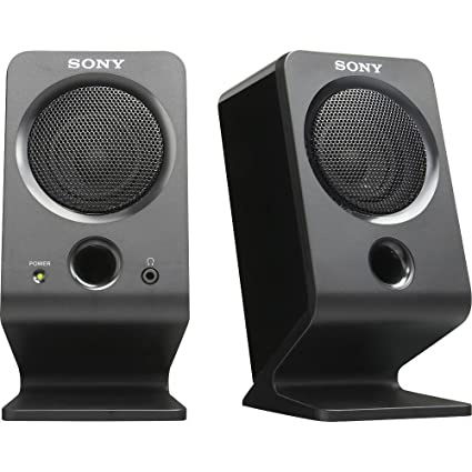 Sony SRS A3 External PC Speakers