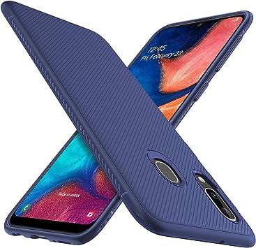 iBetter para Samsung Galaxy A20e Funda, Fina de Silicona Funda ...