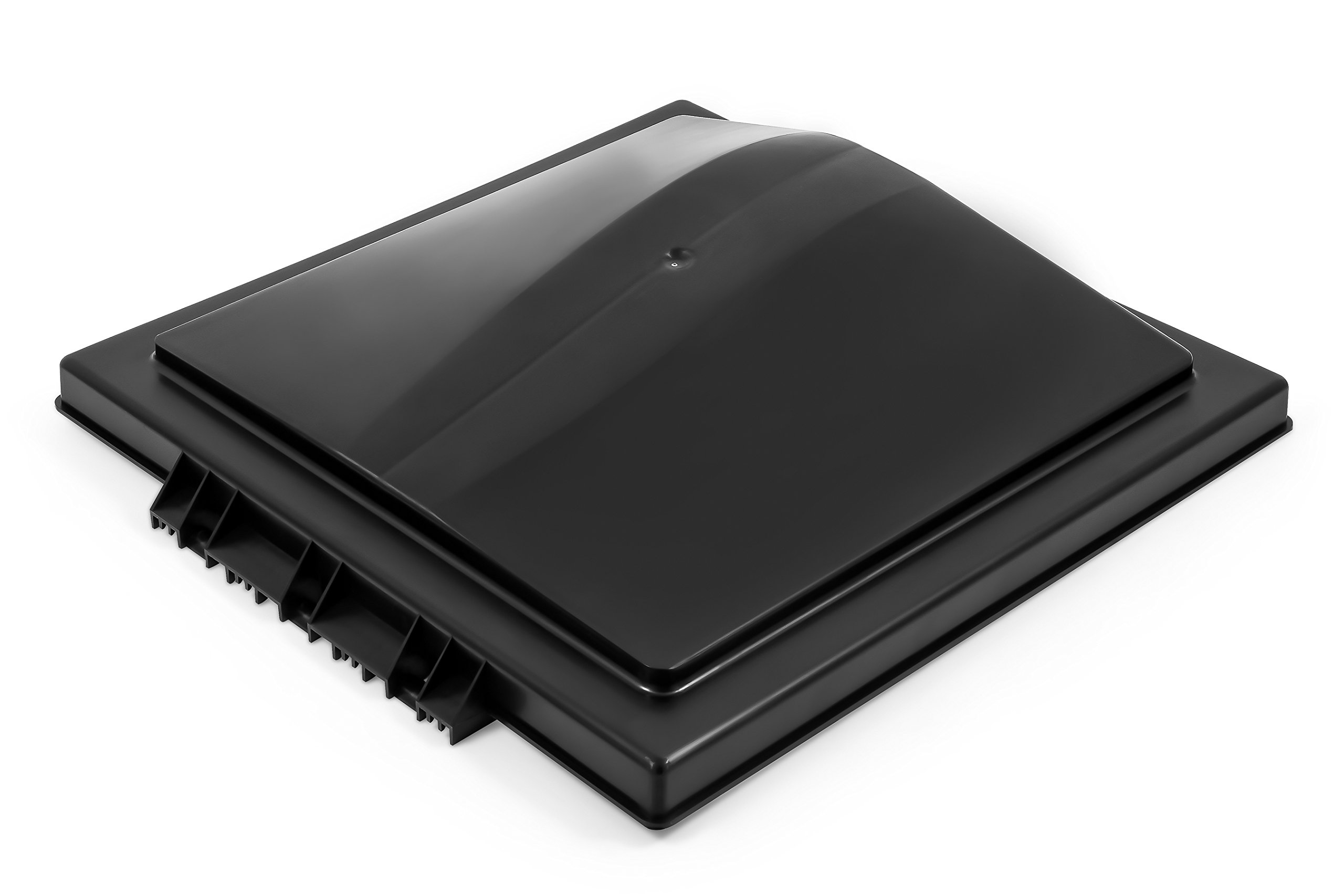 Camco 40176 Replacement Vent Lid (Ventline Models 2008 & Up Black Polypropylene) by Camco