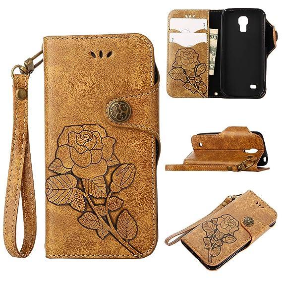 samsung galaxy s4 mini leather case
