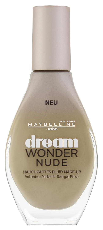 Maybelline New York Dream Wonder Nude de maquillage B25862
