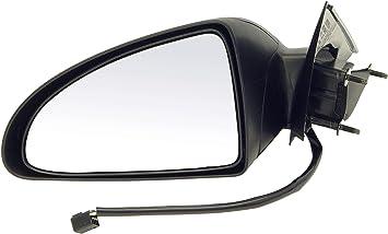 Dorman 955-053 Driver Side Power Door Mirror for Select Pontiac Models Black