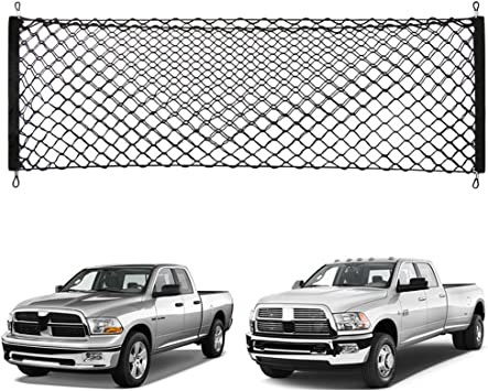 VCiiC Envelope Trunk Cargo Net for Ford F-150 F150 F 150 2012 2013 2014 2015 2016 2017 2018