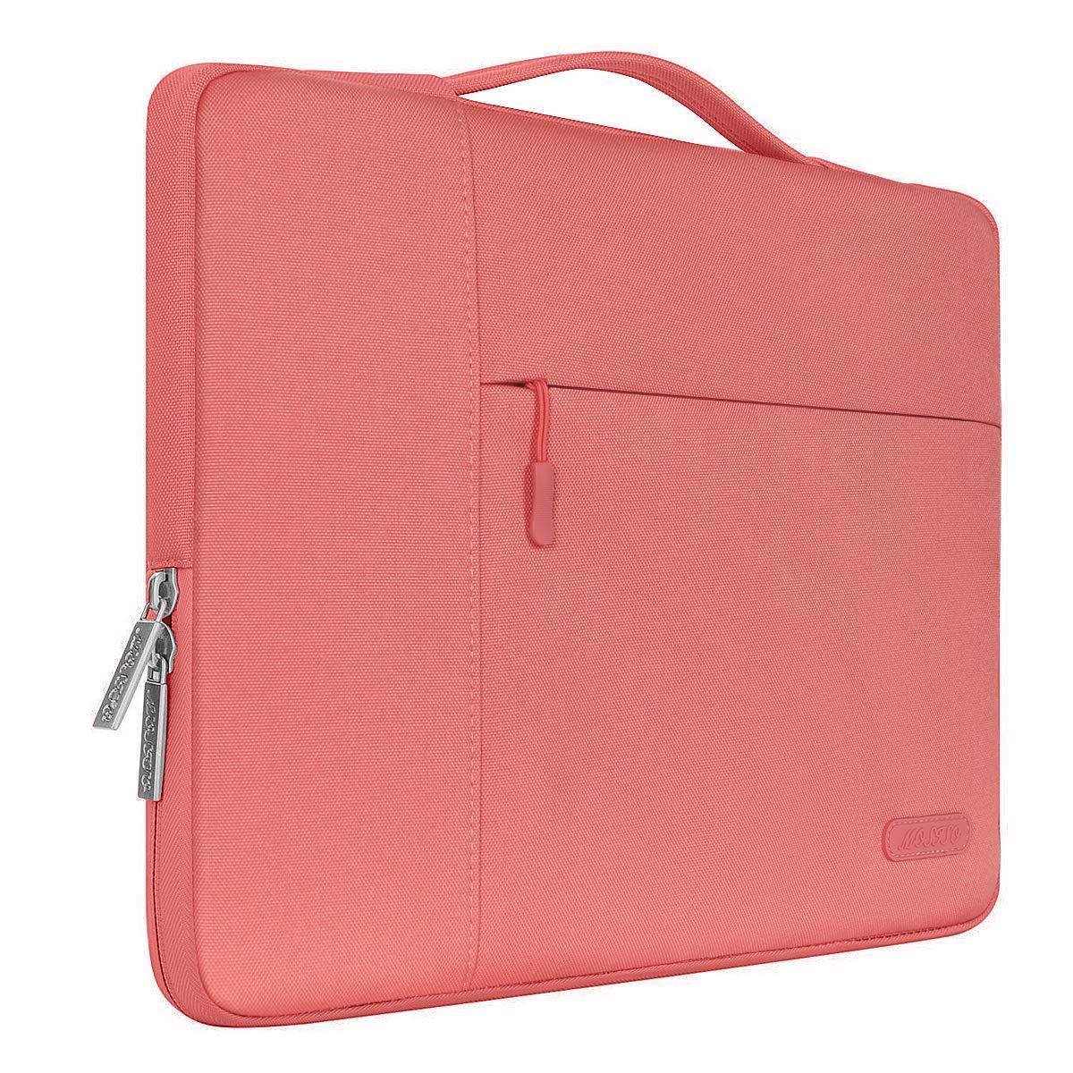 Funda Para Laptop de 13-13.3 Inch - Coral vivo - Mosiso