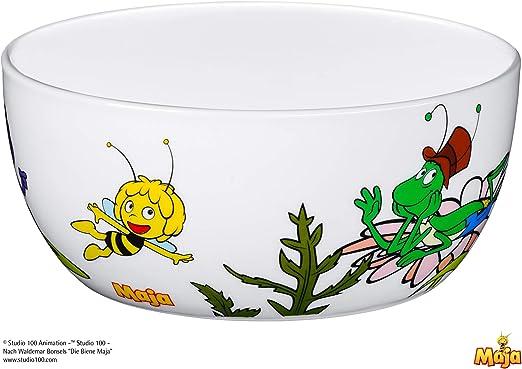 WMF Childrens Crockery Cereal Bowl Maya the Bee Dishwasher Safe Porcelain