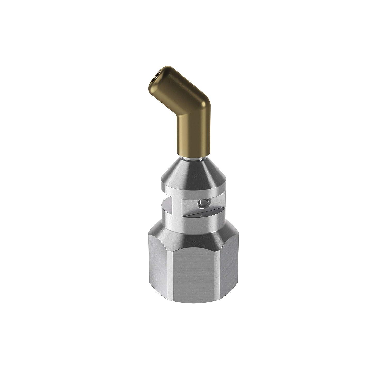 Zubeh/ör f/ür Klebepistole GluePro 300 und GluePro 400 f/ür leichtere Handhabung Steinel Langd/üse /Ø 3.0 mm