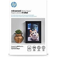 HP Advanced Photo Paper | Glossy | 4x6 | 100 Sheets