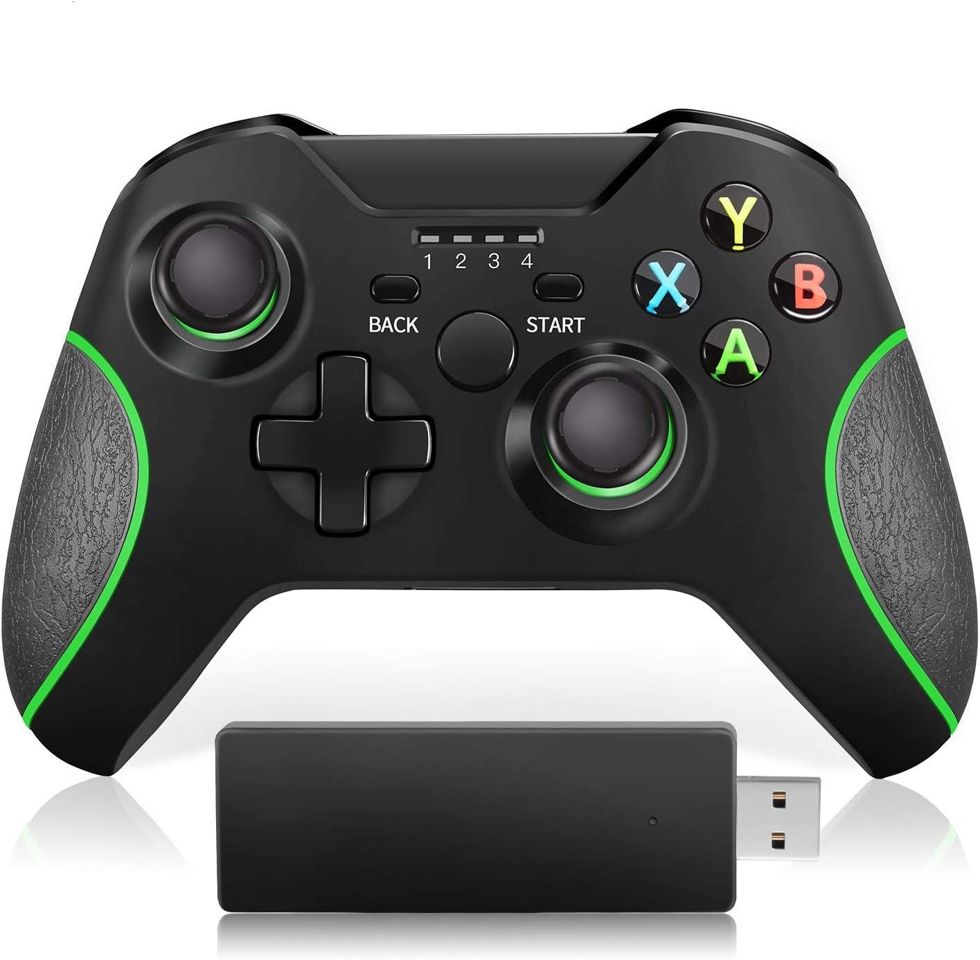 VOYEE Mando inalámbrico Mejorado Gamepad para Xbox One/One S/ One ...