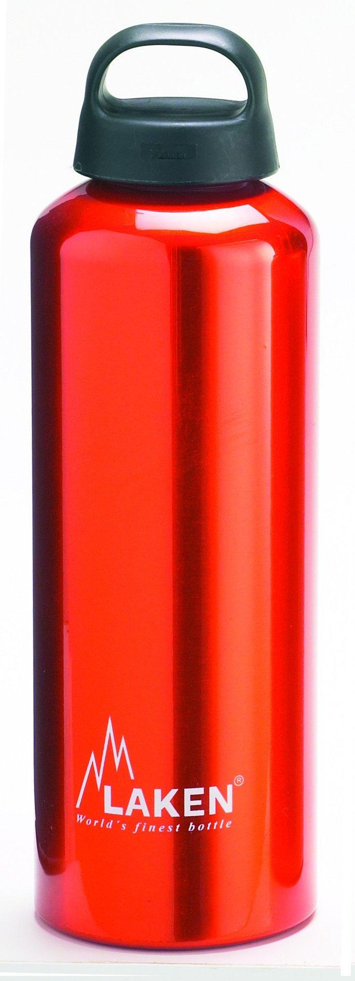 Laken Classic Water Bottle 1 Liter,Orange