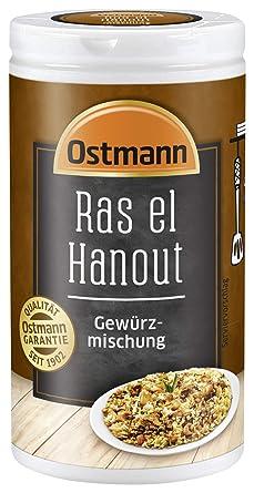 Ostmann Ras El Hanout Gewurzmischung 4er Pack 4 X 35 G Amazon De Lebensmittel Getranke