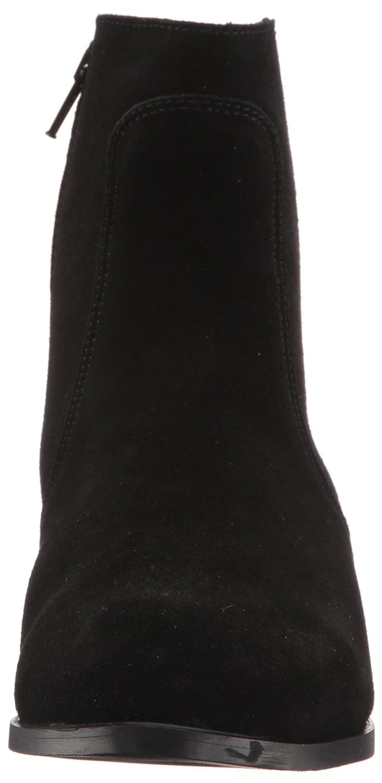 La Canadienne Women's Scout Fashion Boot B01MSWGDDU 5.5 B(M) US|Black Suede
