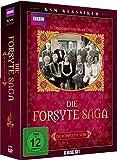The Forsyte Saga - Complete Series - 8-DVD Box Set [ NON-USA FORMAT, PAL, Reg.2 Import - Germany ]