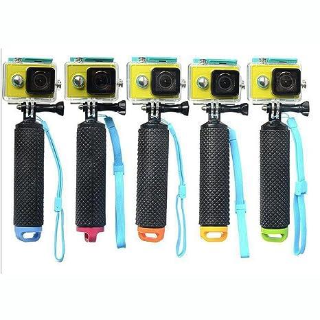 Cathy02Marshall Palo Selfie Flotante Tirador Impermeable Flotador fotografía Accesorios Buceo para cámara Mobile Canon/Nikon