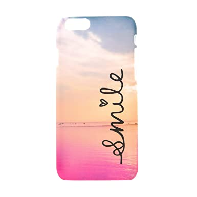best loved 33ed5 17367 Claire's Girls and Womens Smile Sea View Phone Case - Iphone 6/6S ...