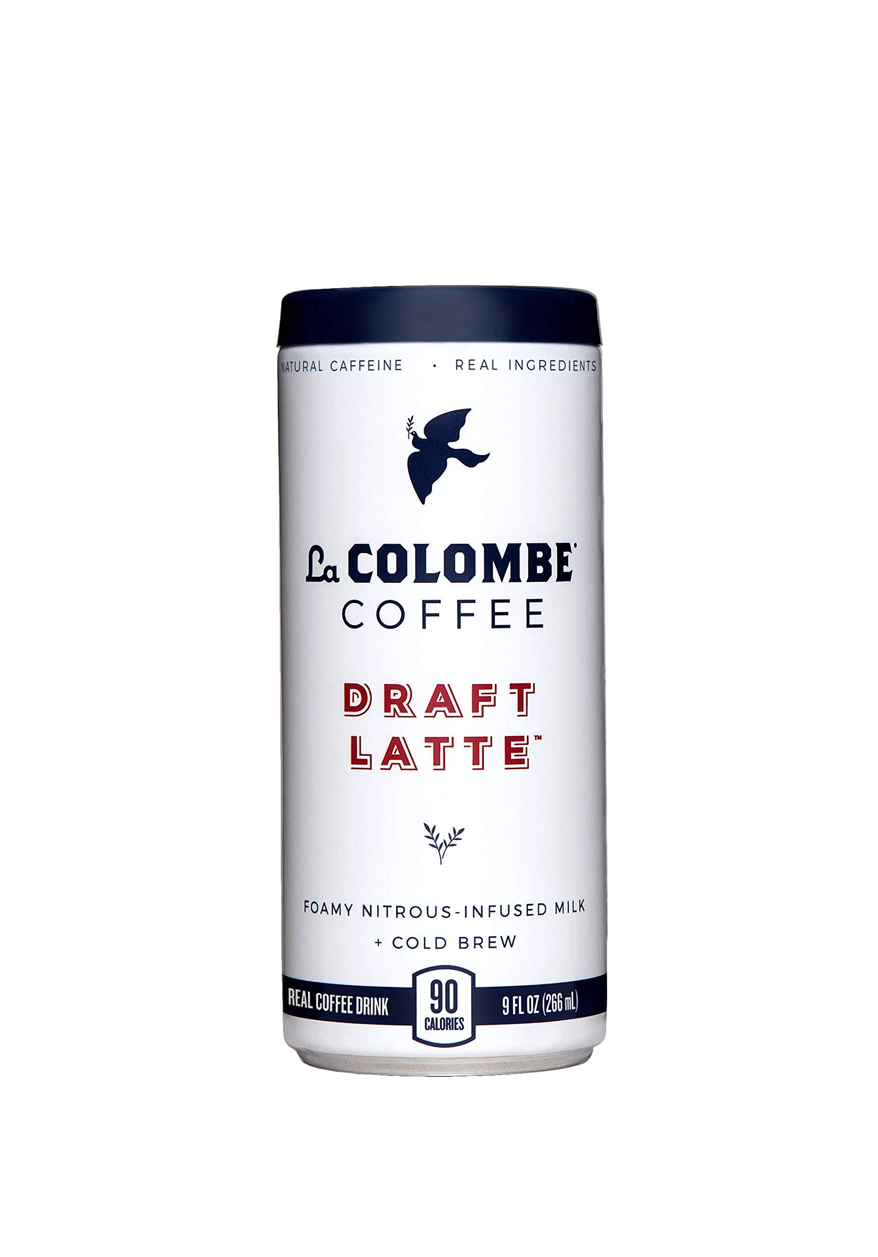 La Colombe Draft Latte - 9 Fluid Ounce, 16 Count - Cold-Pressed Espresso and Frothed Milk - Made With Real Ingredients - Grab And Go Coffee by La Colombe