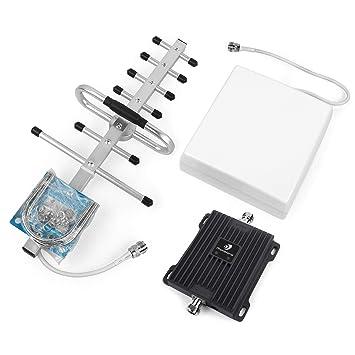 Phonetone Doble Banda gsm 900MHz 4G LTE DCS 1800MHz Band 8/3 Amplificador de Señal