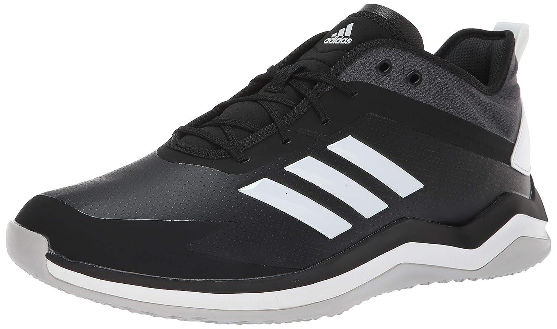 Black Crystal White Carbon 1800 7.5 D(M) US adidas Originals Men's Speed Trainer 4 Baseball shoes