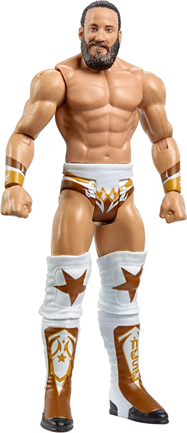 WWE Ultimate Warrior Series 98 Basic Figure Mattel Ships 24 hrs