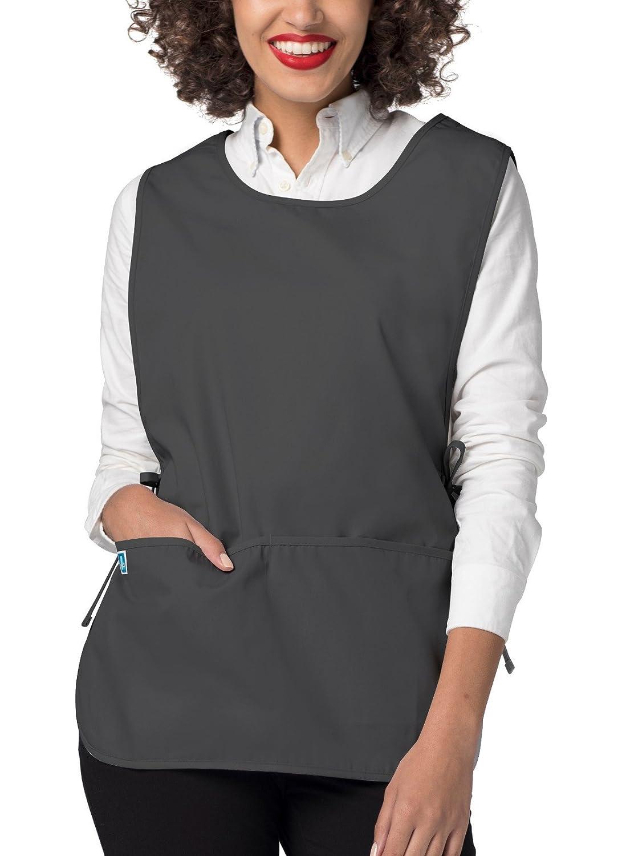 PWR Dimensione Adar Uniformi Unisex Grembiule da Lavoro Con Tasche per Lavori in settori Bellezza /& Medicina Regular 702 Colore