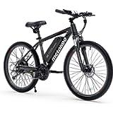 METAKOO Electric Bike Cybertrack 100, 26' Mountain Electric Bike, BAFANG 350W Brushless Motor, 3 Hours Fast Charge 36V…