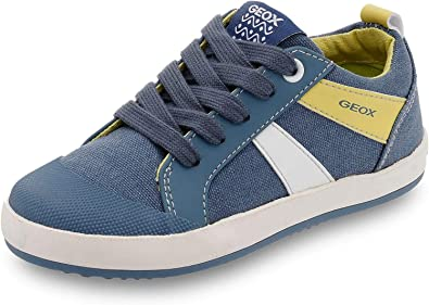 Desenmarañar confiar Intento  Zapatillas para niño, Color Gris, Marca GEOX, Modelo Zapatillas para Niño  GEOX J Kiwi Gris: Geox: Amazon.es: Zapatos y complementos