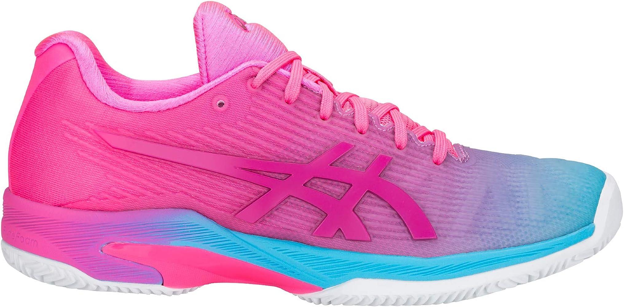 ASICS Mujeres Solution Speed FF Le Clay Zapatillas De Tenis ...