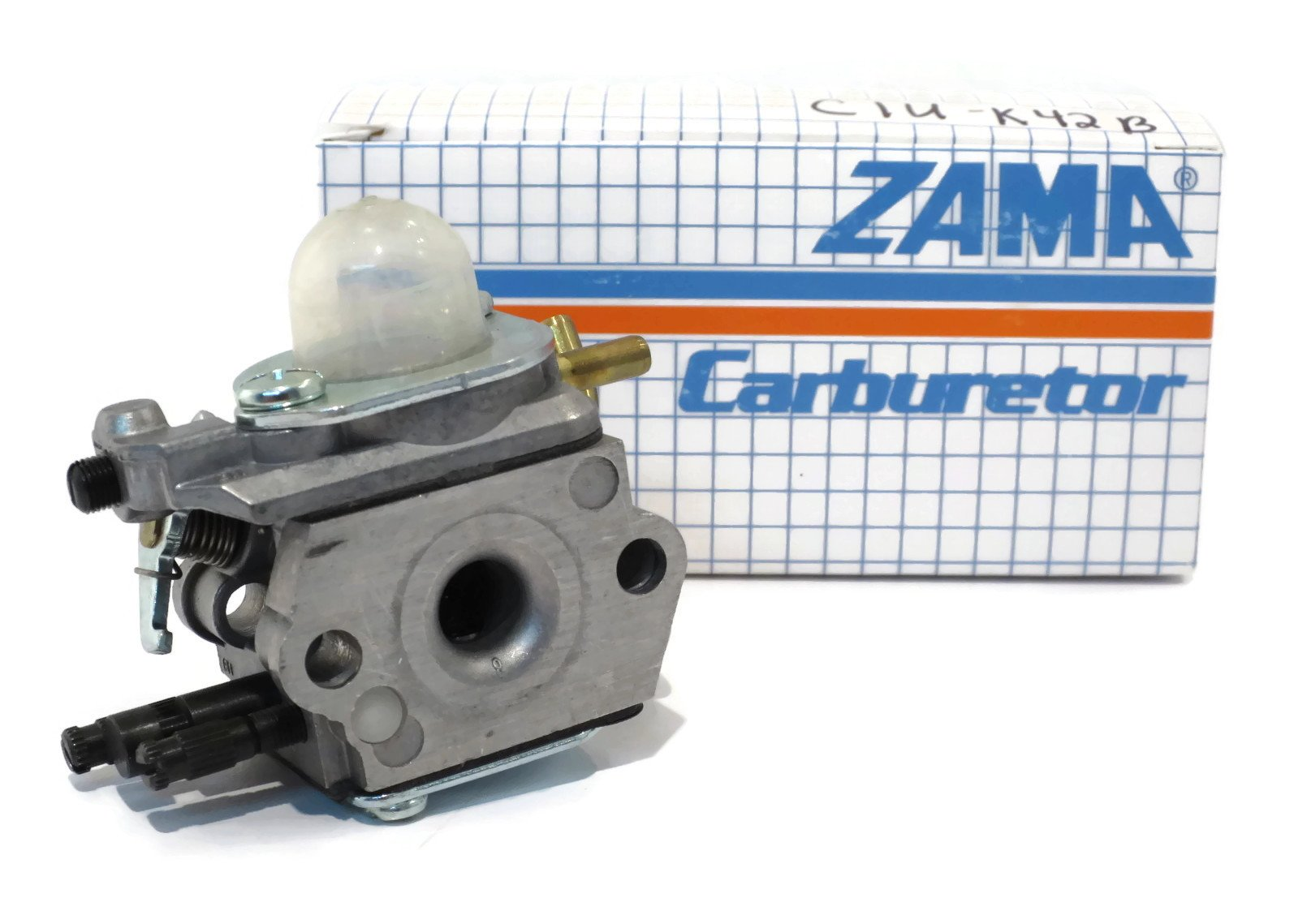 OEM Zama CARBURETOR Carb C1U-K42B fits Echo PB-2100 PB2100 Handheld Power Blower