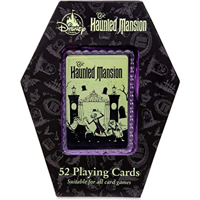 Disney Parks The Haunted Mansion Playing Cards: Sports & Outdoors