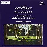 Die Klavierwerke Vol. 2 (Bach-Transkriptionen)