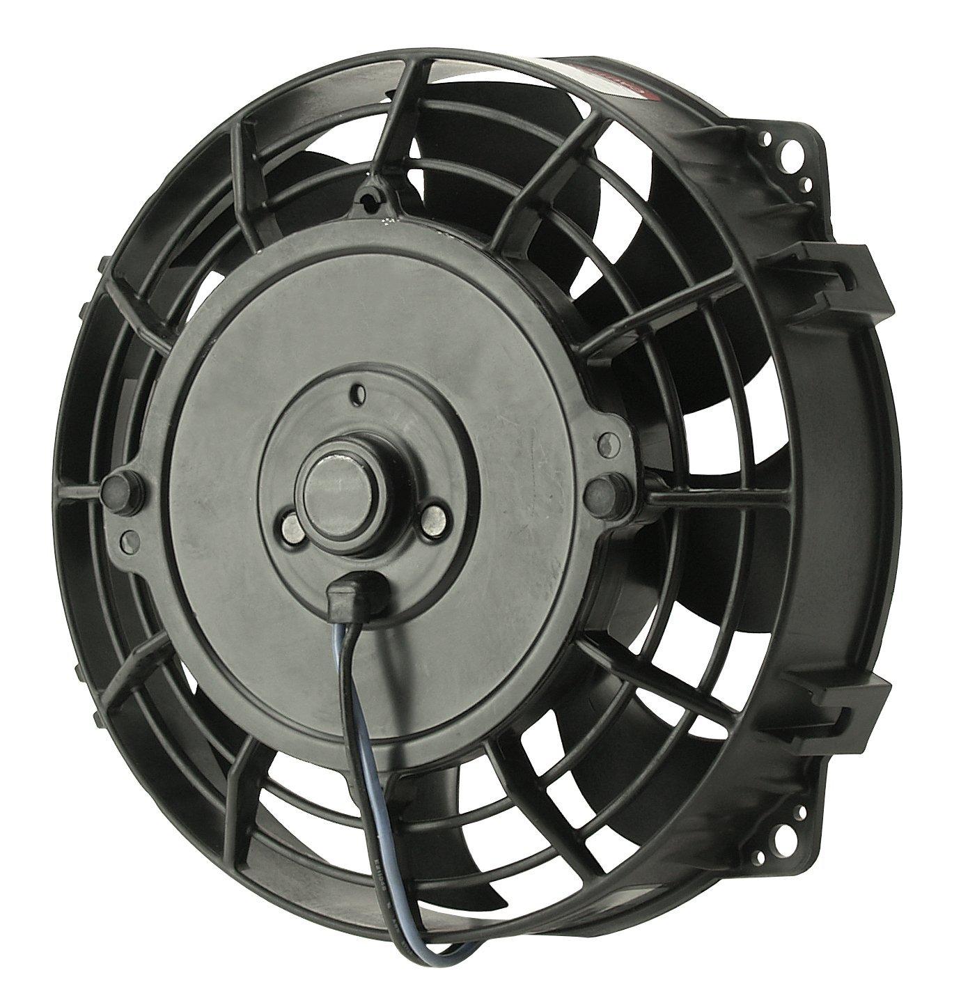Derale 16507 7 Tornado Electric Fan Premium Kit
