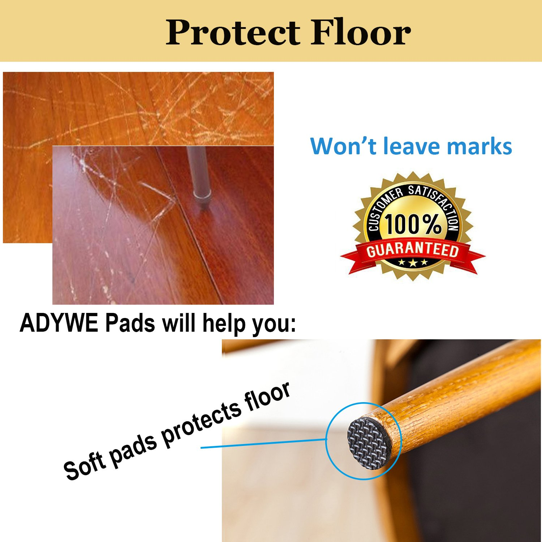 adywe Lightweight Anti slip Adhesive Furniture Image 2