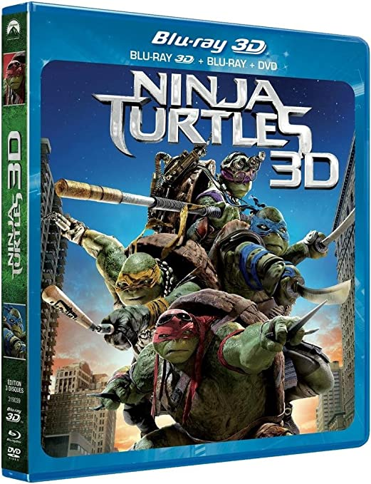 Ninja Turtles [Francia] [Blu-ray]: Amazon.es: Megan Fox ...