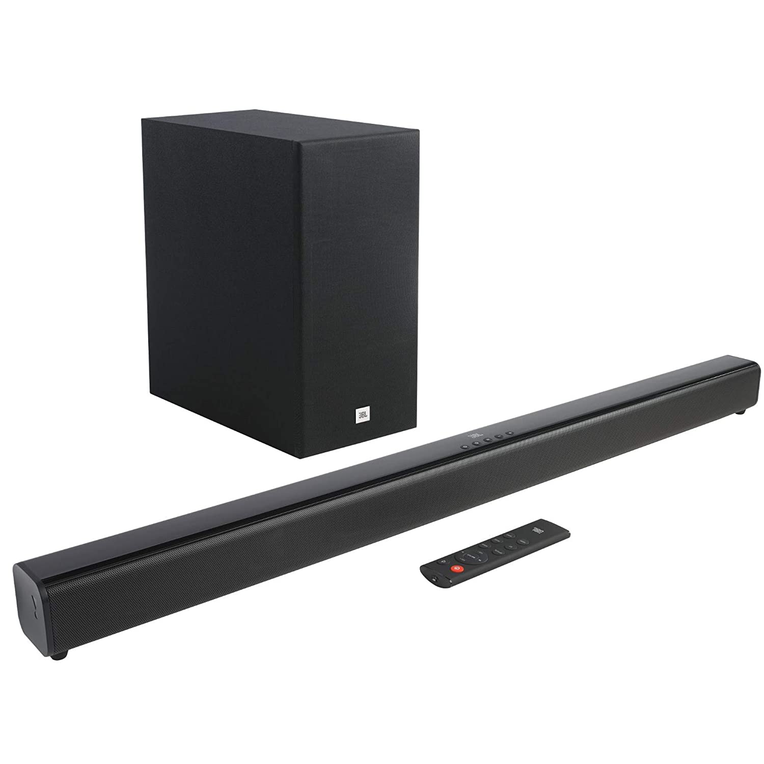 JBL Cinema SB160 2.1 Channel Soundbar with Wireless