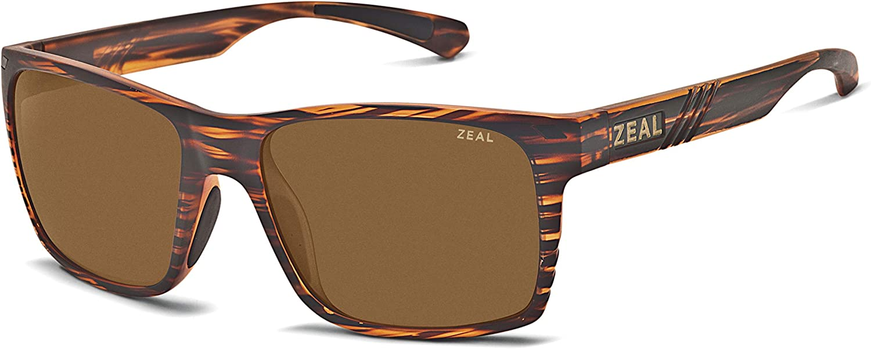 Zeal Optics Brewer | Plant-Based Polarized Sunglasses for Men & Women