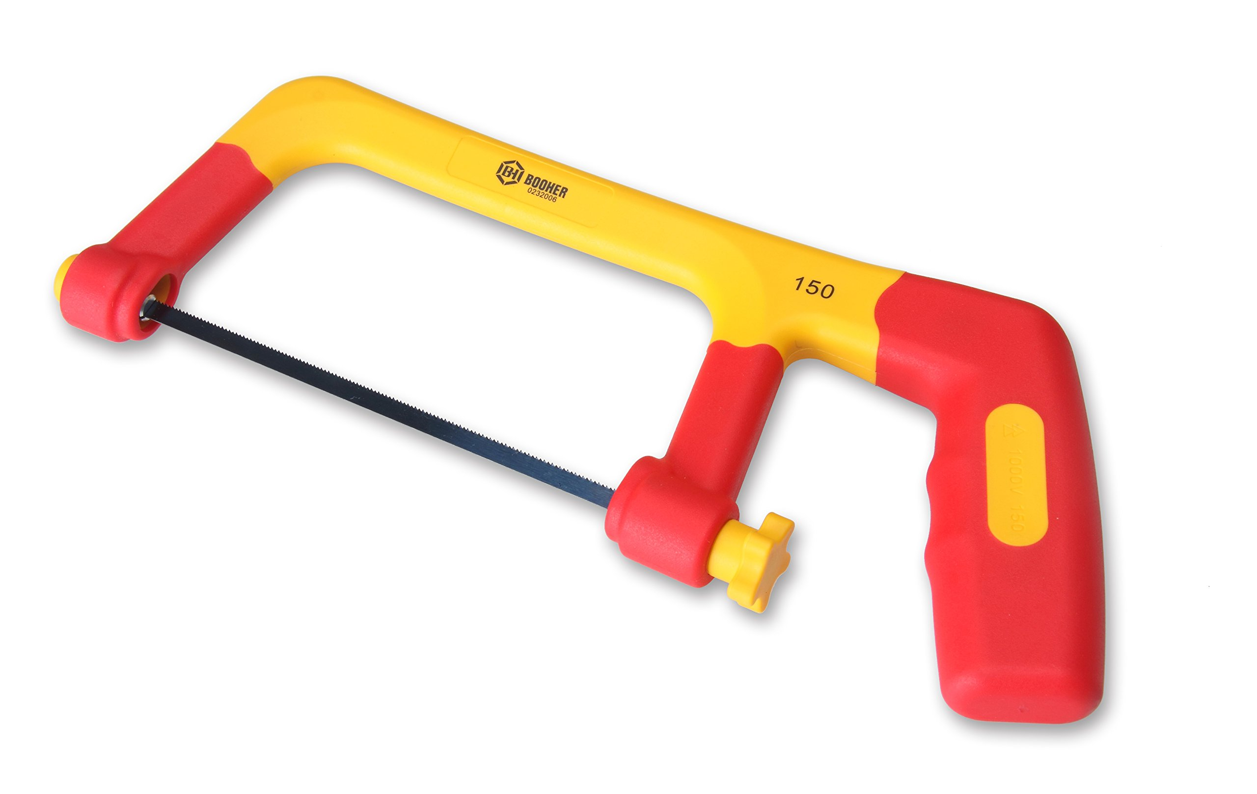 BOOHER 0232006 1000V Insulated Junior Hacksaw by BOOHER (Image #1)