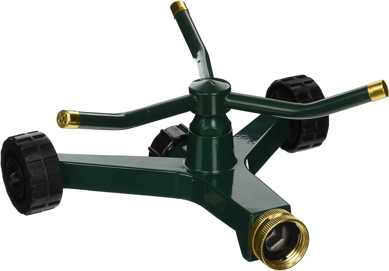 Orbit 58257N Metal 3-Arm Sprinkler