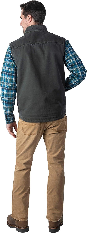 Walls Mens Pecos Vintage Duck Vest