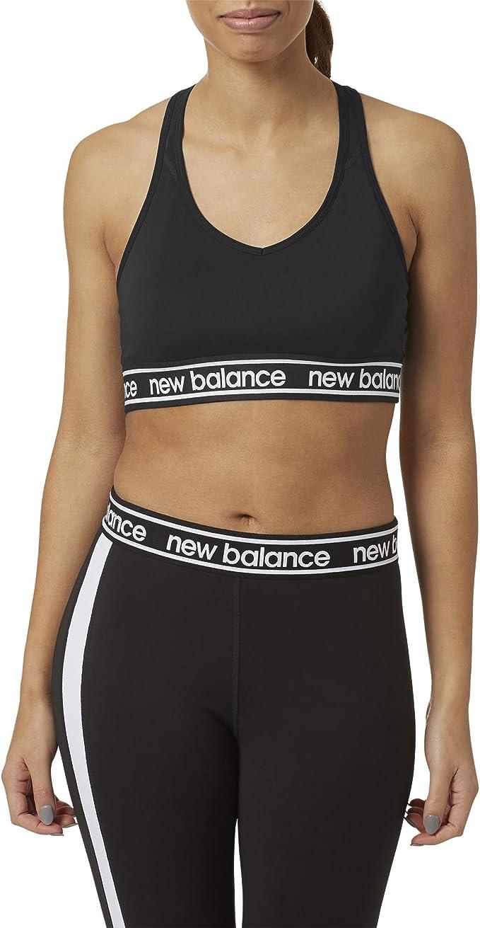 New Balance Womens NB Pace Sports Bra 2.0