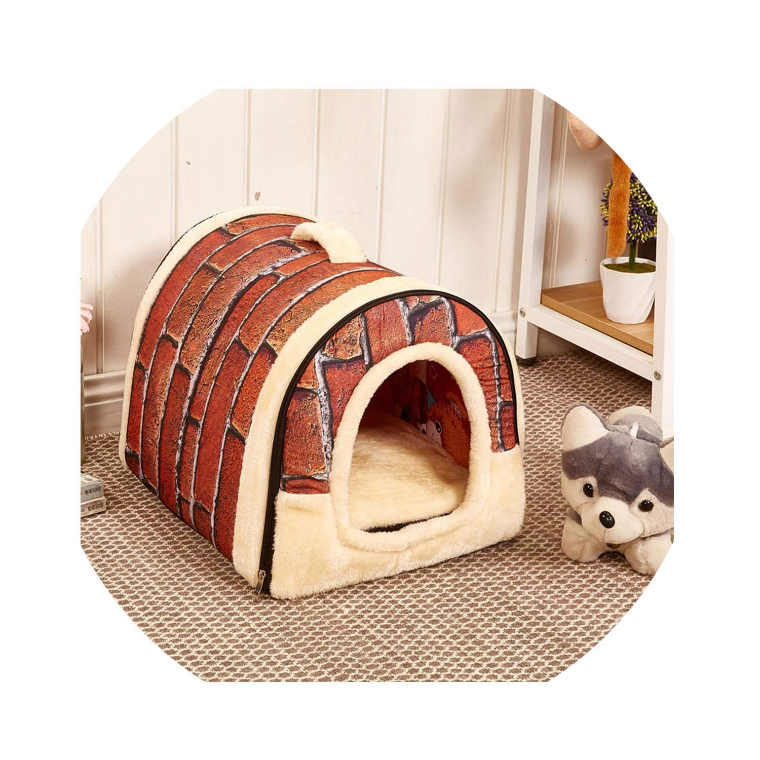 Amazon.com : cola-site Dog Pet House Products Dog Bed for ...